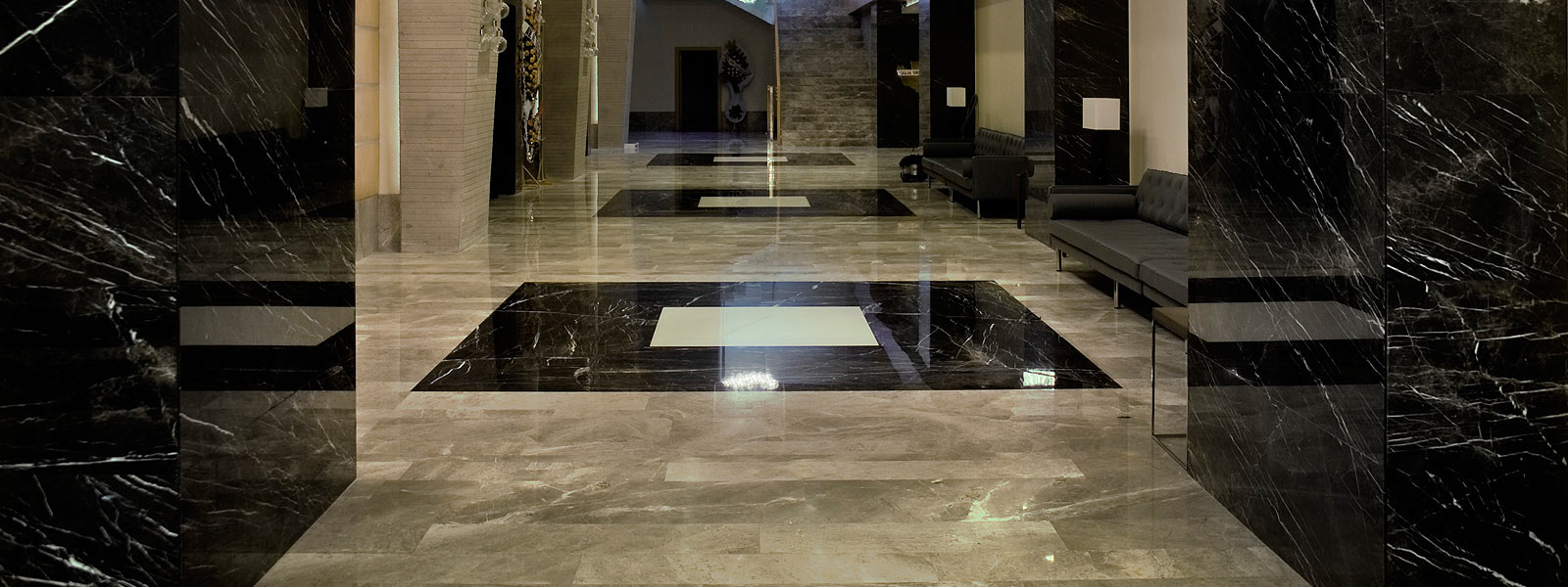 Mardan Otel Terrazzo  Applications