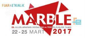 International İzmir Marble Fair 22-25 March 2017