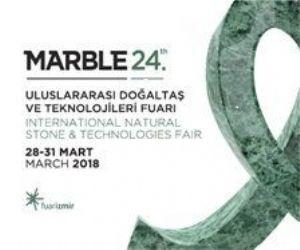 International İzmir Marble Fair 28-31 March 2018